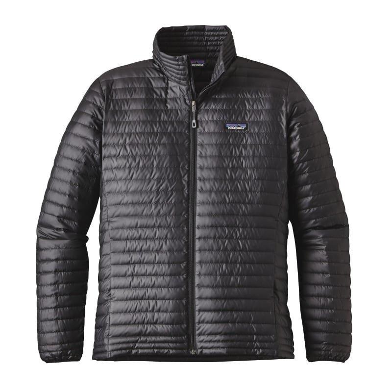 Patagonia Men's Down Shirt XXL Black