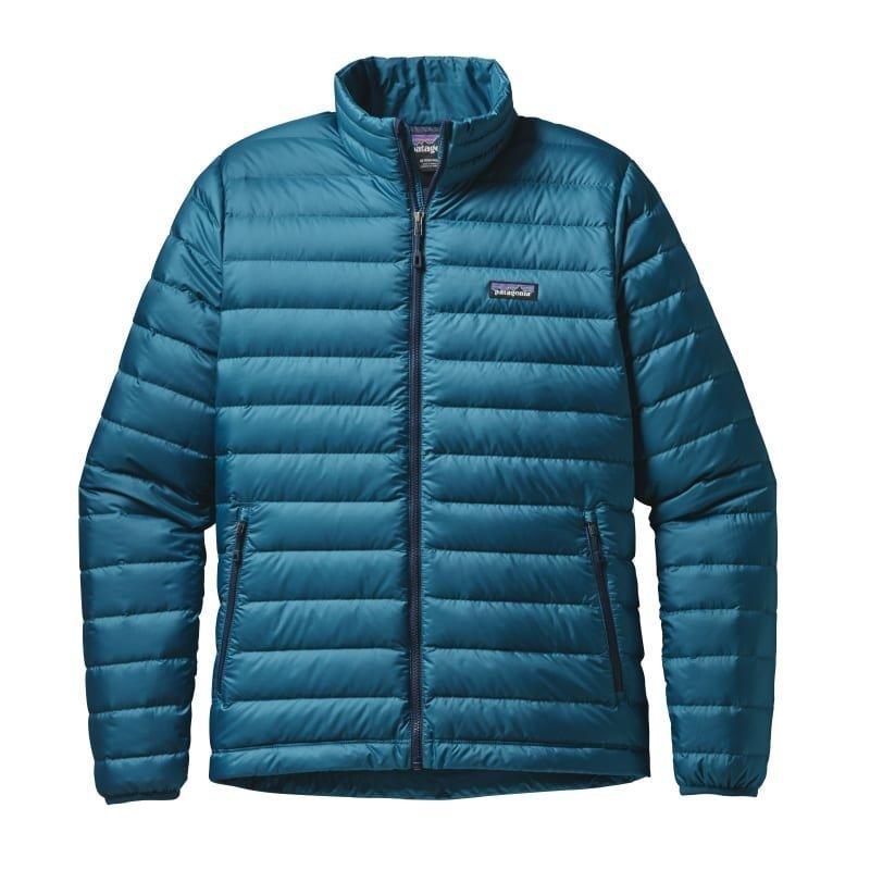 Patagonia Men's Down Sweater L Deep Sea Blue