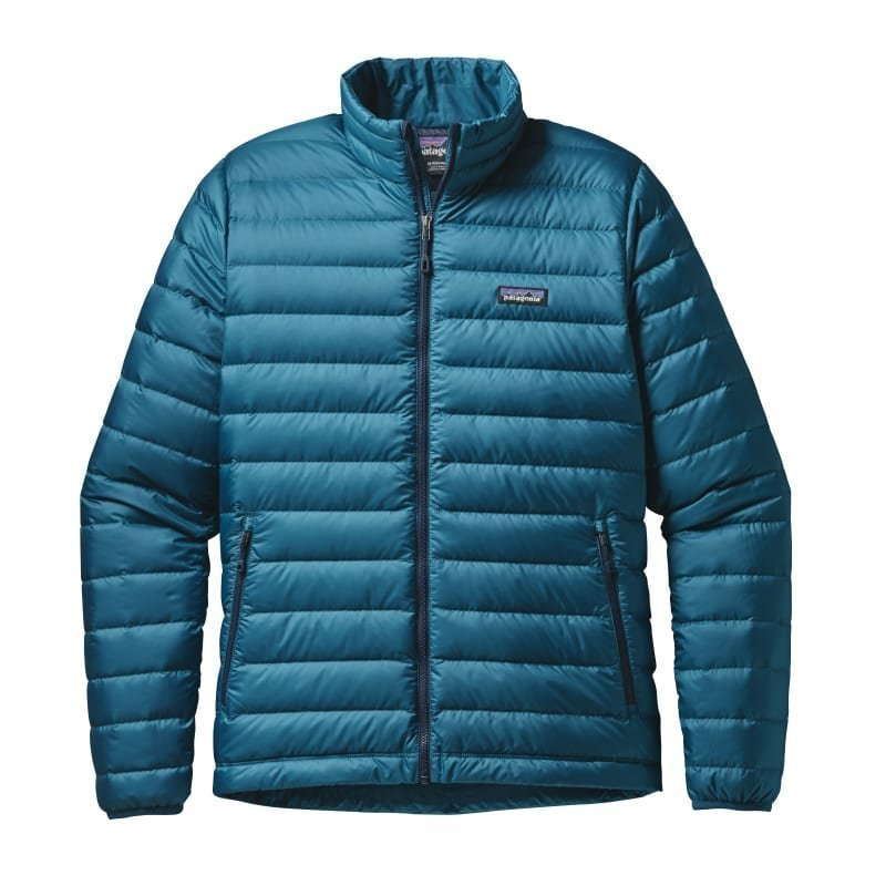 Patagonia Men's Down Sweater S Deep Sea Blue