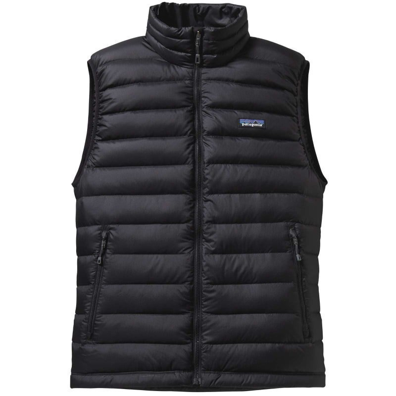 Patagonia Men's Down Sweater Vest L Black