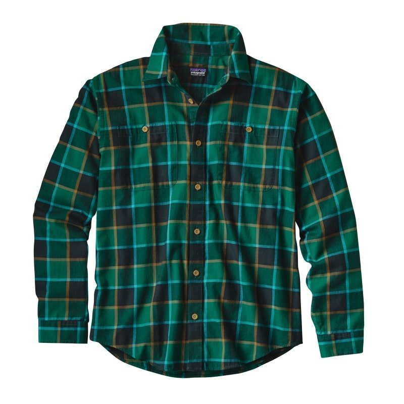 Patagonia Men's L/S Pima Cotton Shirt