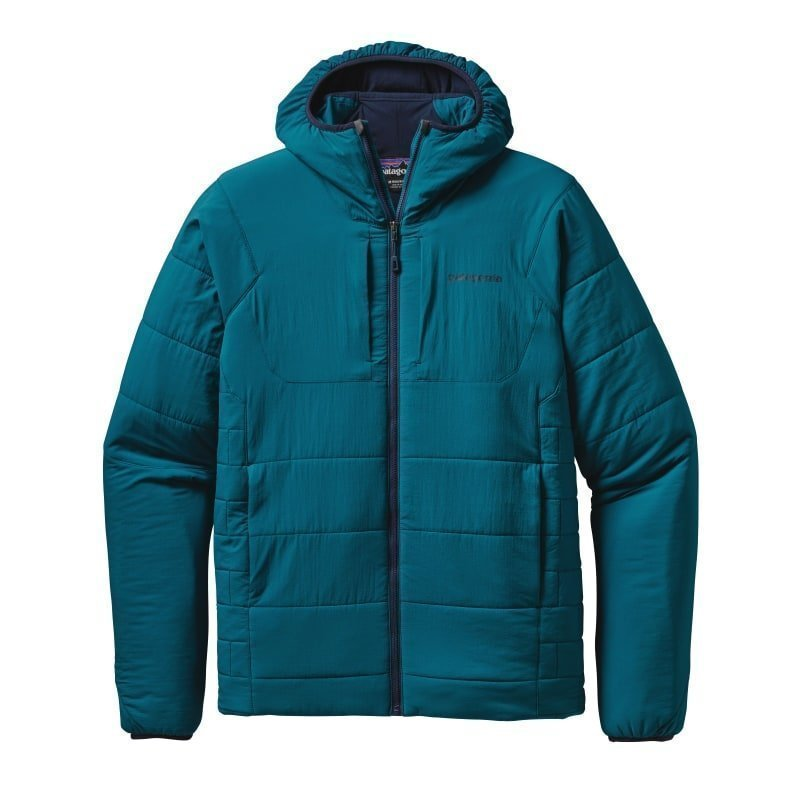 Patagonia Men's Nano-Air Hoody S Deep Sea Blue