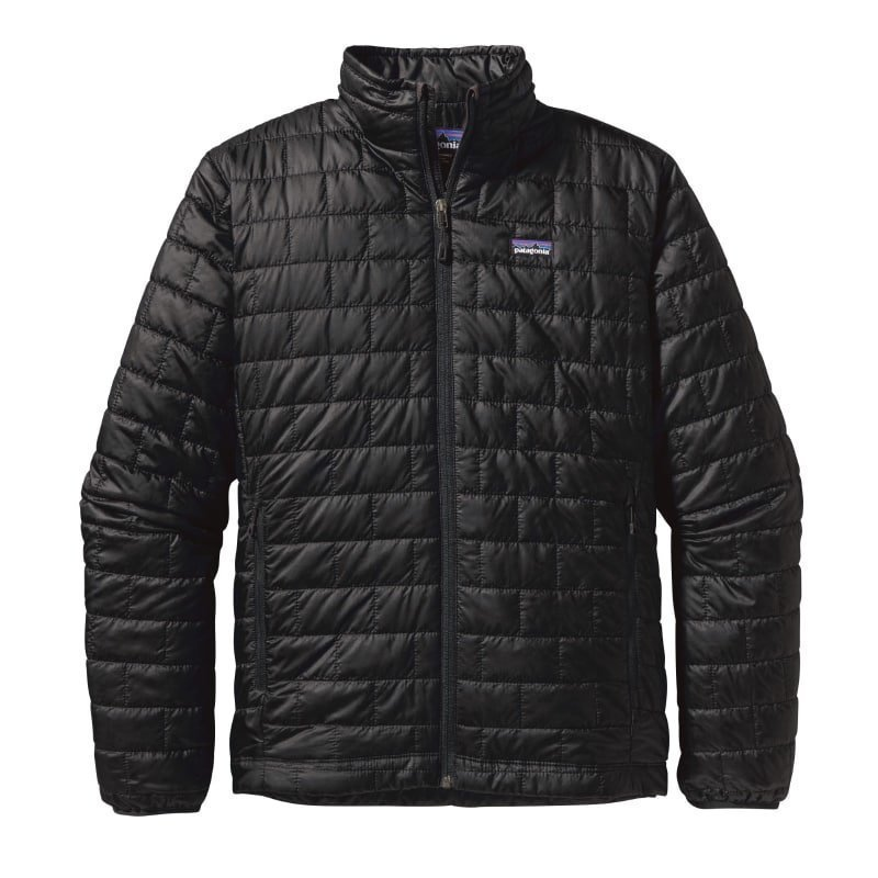 Patagonia Men's Nano Puff Jacket S Black