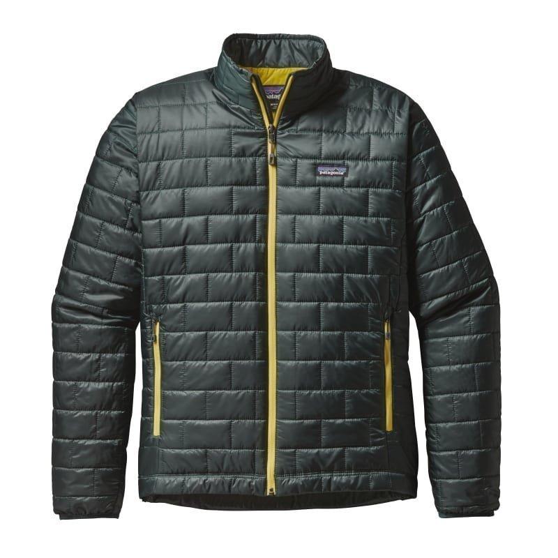 Patagonia Men's Nano Puff Jacket XL Carbon