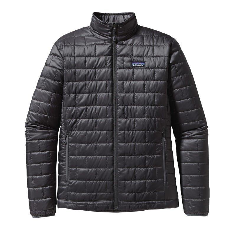 Patagonia Men's Nano Puff Jacket XL Forge Grey