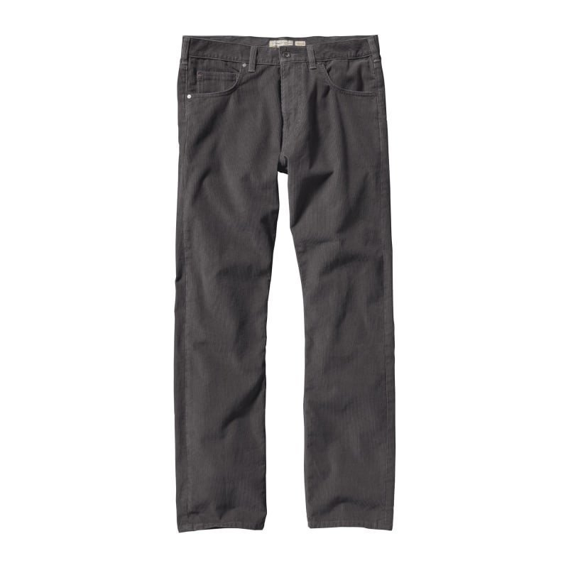 Patagonia Men's Straight Fit Cords L Forge Grey