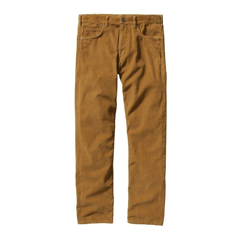 Patagonia Men's Straight Fit Cords L Oaks Brown
