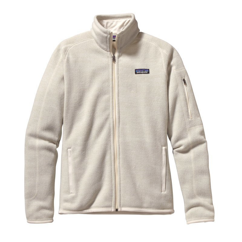 Patagonia Women's Better Sweat Jacket S Raw Linen