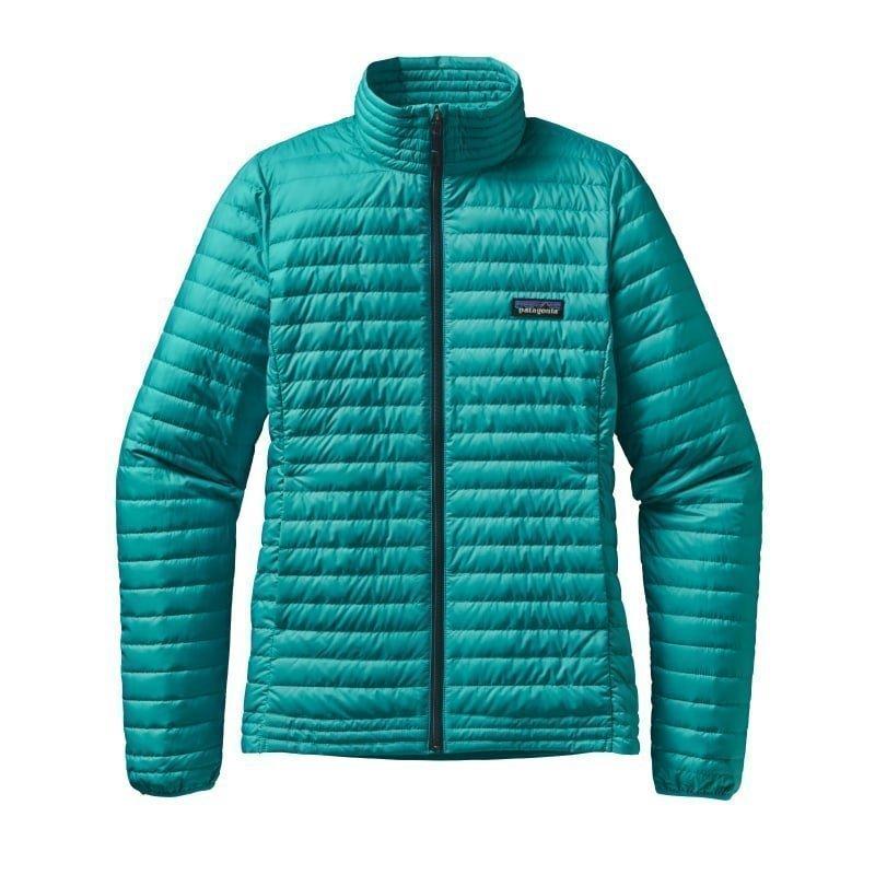 Patagonia Women's Down Shirt M Epic Blue