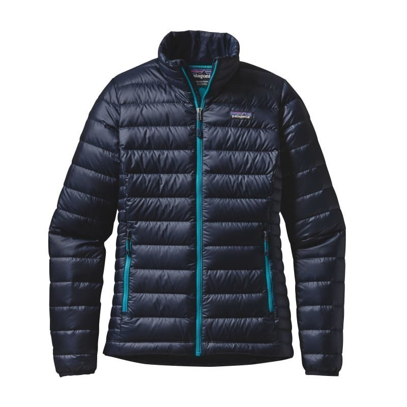 Patagonia Women's Down Sweater S Navy Blue/Epic Blue