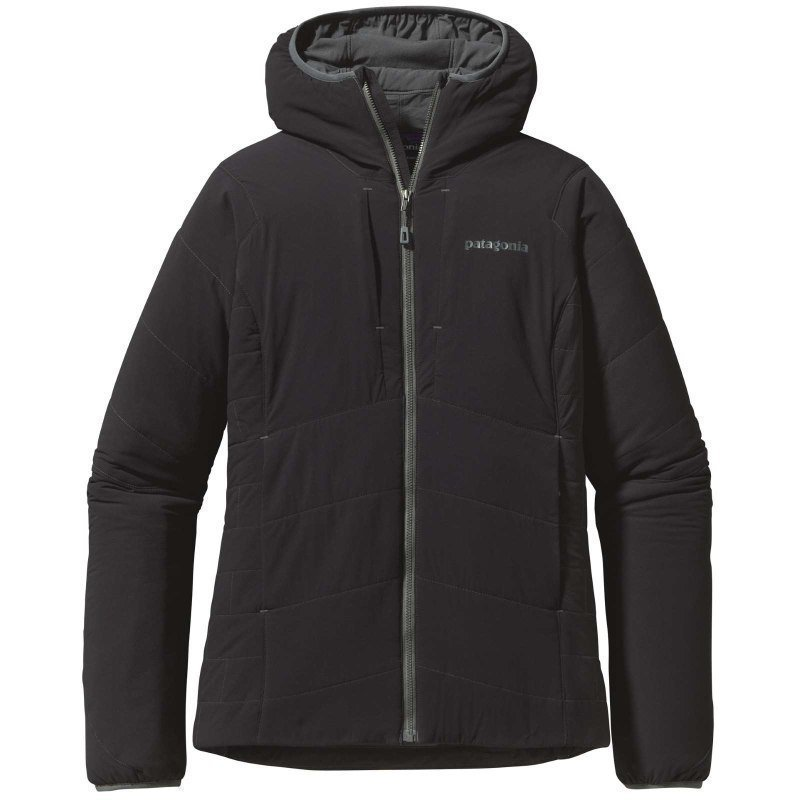 Patagonia Women's Nano-Air Hoody S Black
