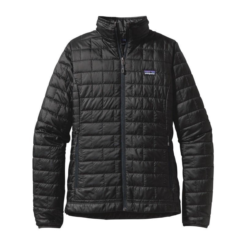 Patagonia Women's Nano Puff Jacket L Black