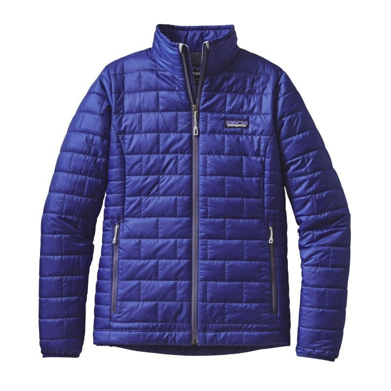 Patagonia Women's Nano Puff Jacket L Harvest Moon Blue