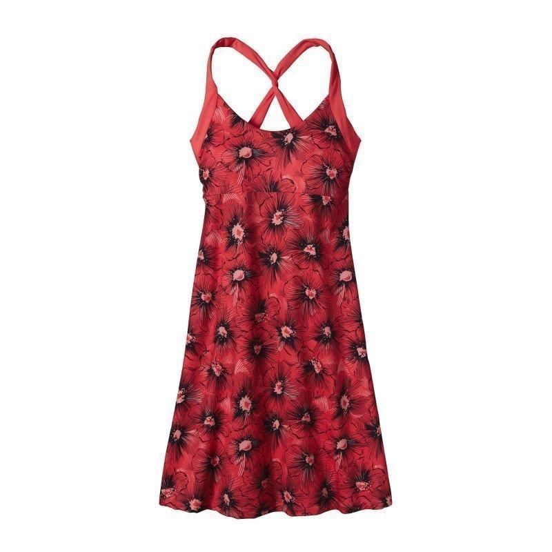 Patagonia W's Morning Glory Dress S Seaflower: Shock Pink
