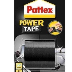 Pattex Power Teippi 5m musta
