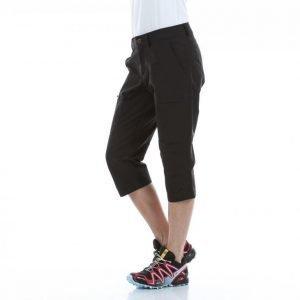 Peak Performance Amity 3/4 Pants Vaellushousut Musta