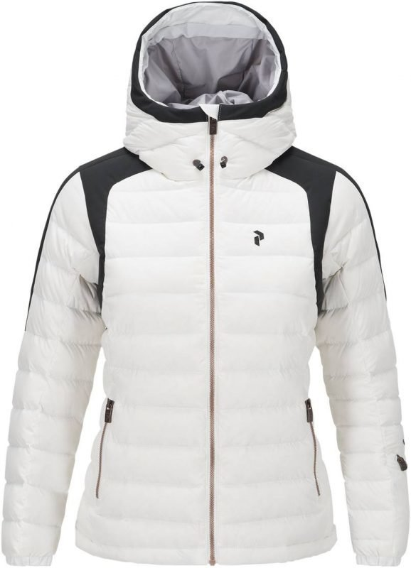 Peak Performance Bagnes Jacket Women's Valkoinen S