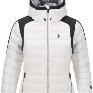 Peak Performance Bagnes Jacket Women's Valkoinen XL