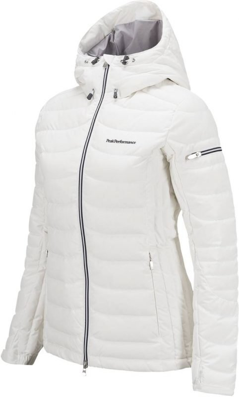 Peak Performance Blackburn Down Jacket Women's Valkoinen L