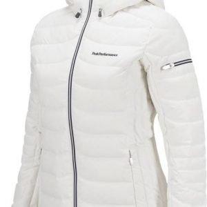 Peak Performance Blackburn Down Jacket Women's Valkoinen S
