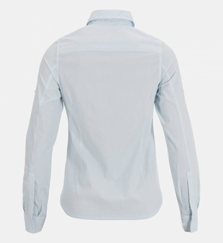 Peak Performance Diosaz LS Women's Shirt Vaaleansininen XS