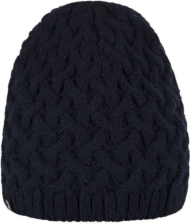 Peak Performance Embo Knit Hat Tummansininen S/M