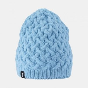 Peak Performance Embo Knit Hat Vaaleansininen L/XL