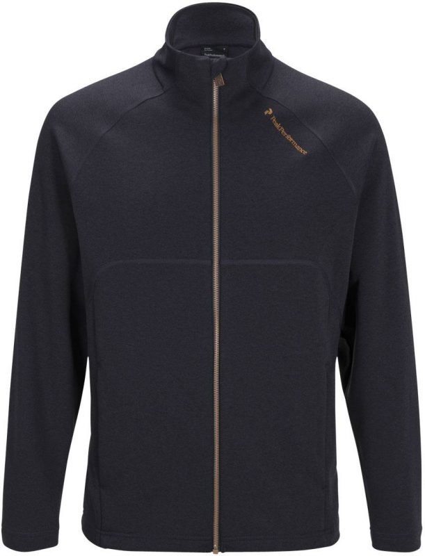 Peak Performance Fort Zip Jacket Tummansininen L