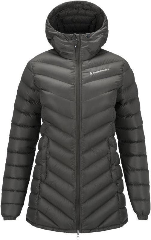 Peak Performance Frost Down Parka Women's Tummanvihreä XL