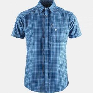 Peak Performance Gust SS Shirt Turkoosi XXL