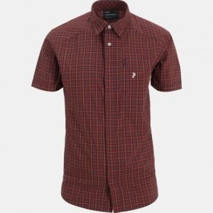 Peak Performance Gust SS Shirt oranssi L
