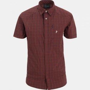 Peak Performance Gust SS Shirt oranssi S