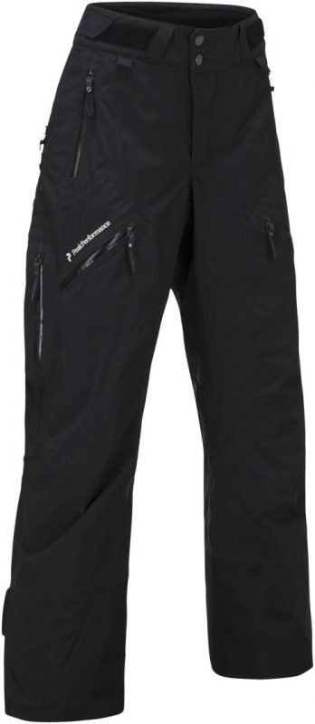 Peak Performance Heli 2L Gravity Women's Pant Musta S