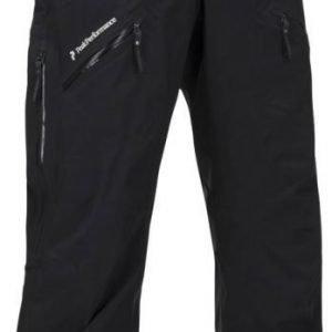 Peak Performance Heli 2L Gravity Women's Pant Musta XS