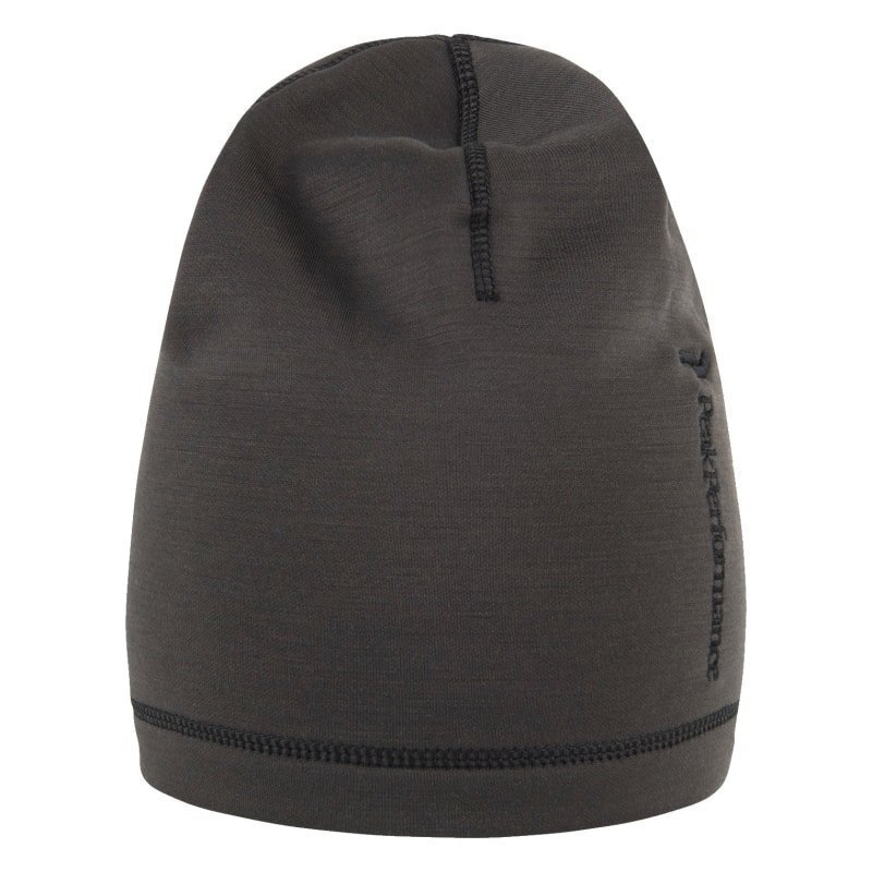 Peak Performance Heli Alpine Hat L/XL Black Olive