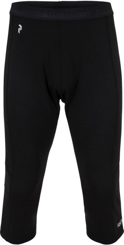 Peak Performance Heli Mid Tights Musta XXL