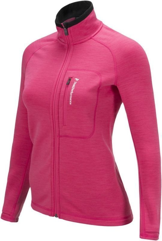 Peak Performance Heli Mid Women's Jacket Pink M