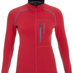 Peak Performance Heli Mid Women's Jacket Punainen L