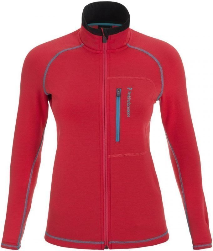 Peak Performance Heli Mid Women's Jacket Punainen L