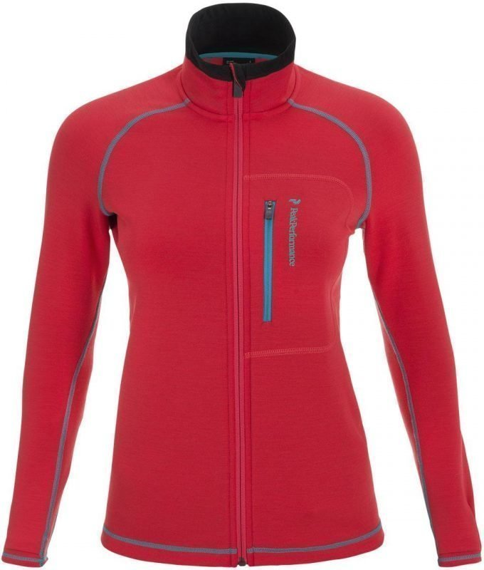 Peak Performance Heli Mid Women's Jacket Punainen M