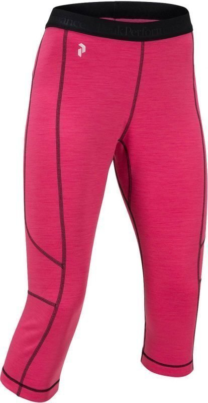 Peak Performance Heli Mid Women's Tights Pink XS