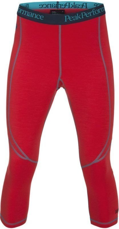 Peak Performance Heli Mid Women's Tights Punainen XL