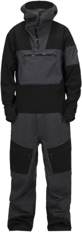 Peak Performance Heli Suit Musta XL