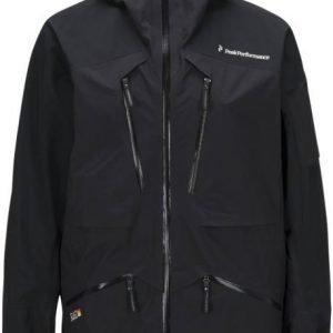 Peak Performance Heli Vertical Jacket Musta L
