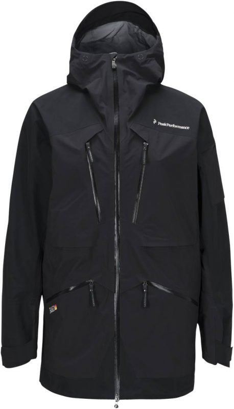 Peak Performance Heli Vertical Jacket Musta M