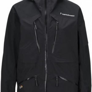 Peak Performance Heli Vertical Jacket Musta XL