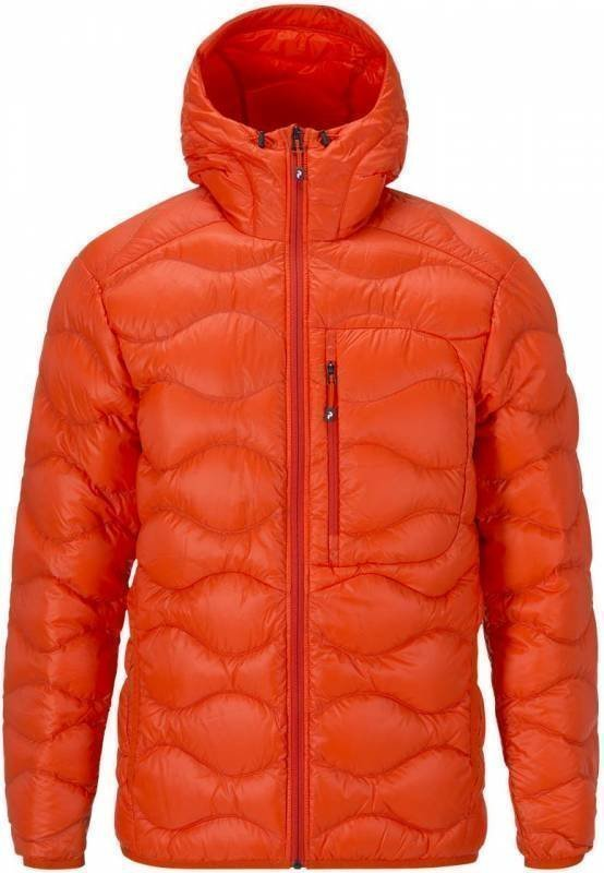 Peak Performance Helium Hood Jacket Musta Oliivi XL