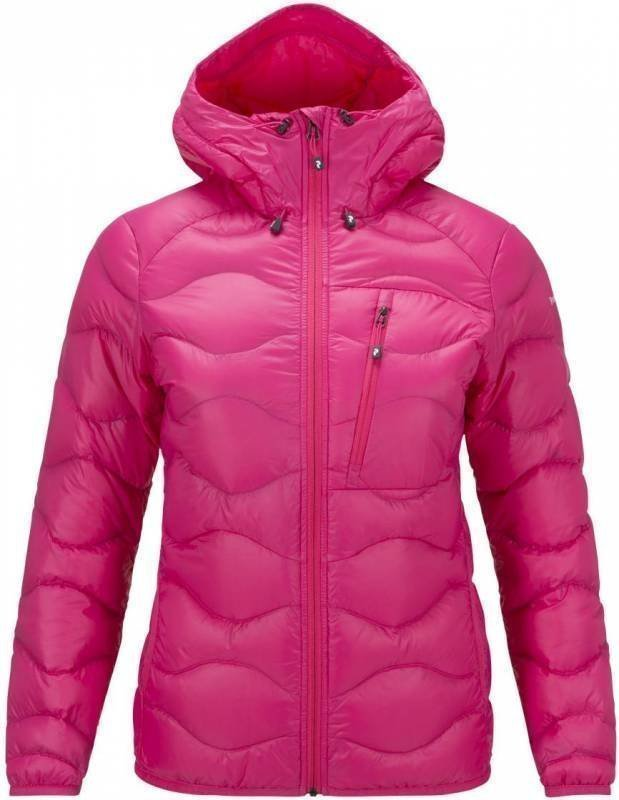 Peak Performance Helium Hood Women's Jacket Magenta M