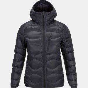 Peak Performance Helium Hood Women's Jacket Musta S