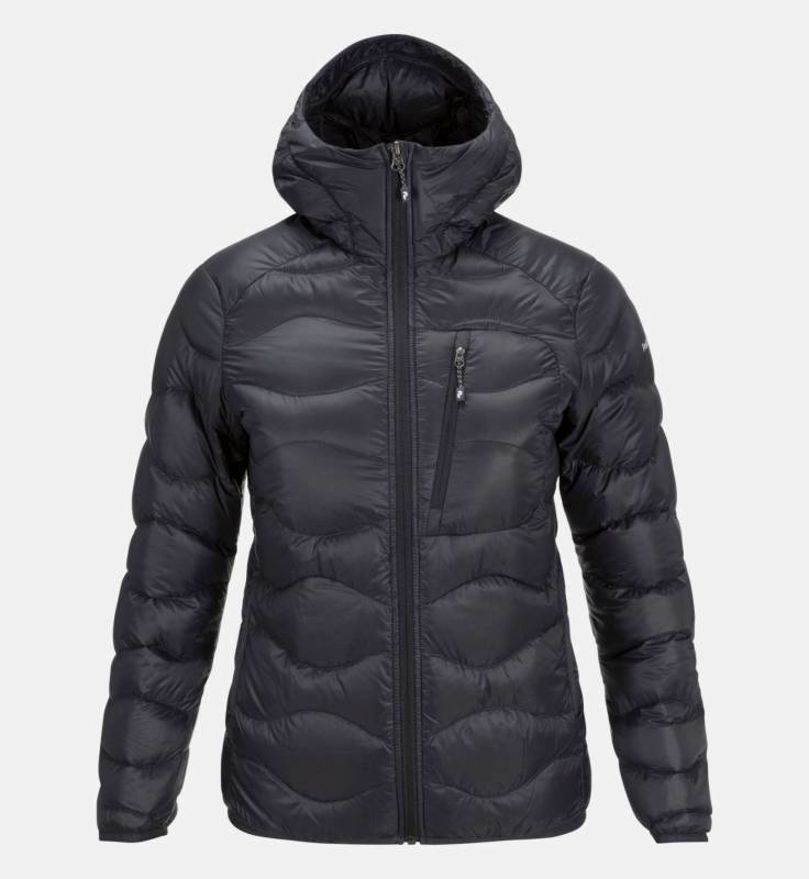 Peak Performance Helium Hood Women's Jacket Musta S